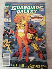 Vintage first appearance guardians of galaxy  London, SE9 6LE