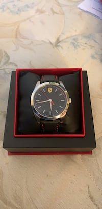 scuderia ferrari watch Catharpin, 20143