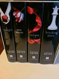 Twilight Saga 4 Book Collection Bowie, 20720