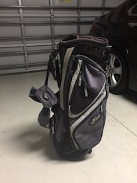 Black and gray golf bag Rockledge, 32955