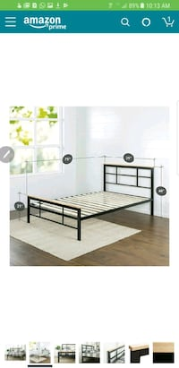 New in the box twin size bed  Bakersfield, 93309