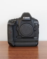Canon 1DX Mark II 20.2MP Full-Frame CMOS Sensor DSLR Camera with Canon EF 50mm f/1.8 STM lens TOKYO