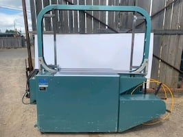 Commercial Interlake Band-A-Matic Banding machine