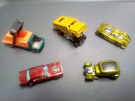 Red Line Hot Wheels lot of 5