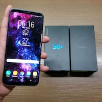 Samsung Galaxy s8 Plus  - factory unlocked with bo Sterling