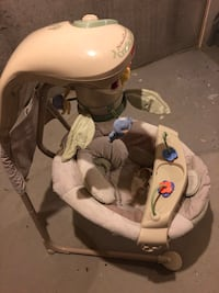 Fisher price baby swing (battery operated Caledon, L7E 4K5