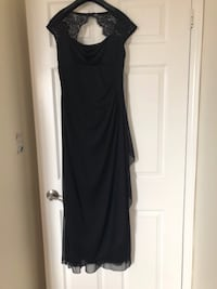 Brand new Laura  black dress , size 4 556 km