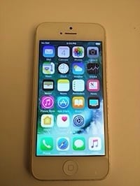 iPhone 5 Unlocked 16gb Modesto, 95354