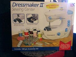 Like New Dressmaker II Sewing Center