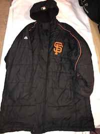 Giants Jacket