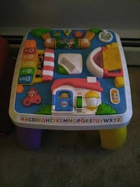 Baby/toddler learning table  370 mi