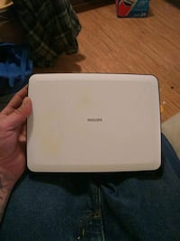 Phillips 9 inch portable dvd player