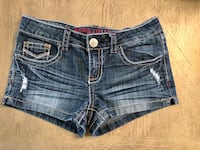 Distressed Hydraulic shorts. Great condition! Las Vegas, 89135