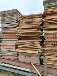 FIREPROOF  PLYWOOD SHEETS