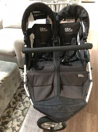Tyke Tech double jogging stroller negotiable Ormond Beach, 32174