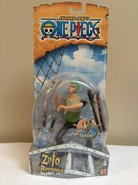 Anime - One Piece - Zolo action figure