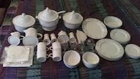 Antique Pfaltzgraff Wyndham set Inwood