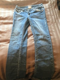Jeans and a dress for sale Edmonton, T6L 5C9