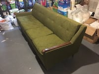 Green 4 seat sofa Vaughan, L4L 8H4