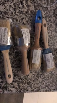 Chalk mountain brushes  Mission, 78572