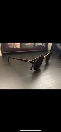 black framed Ray-Ban wayfarer sunglasses Arlington, 22202