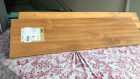 brown wooden 2-drawer chest Las Vegas, 89115