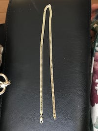 10k gold chain necklace 3140 km