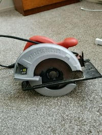 Black & Decker Saw Chilliwack, V2P 7Y9