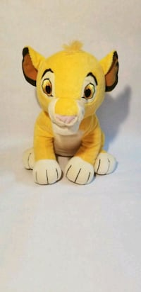 The Lion King Plush Doll Whiting, 46394