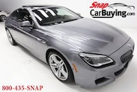 BMW 6 Series 2016 Chantily, 20152