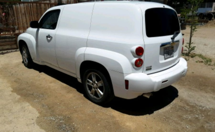 Used 2008 Chevy Hhr Panel Miles 4000 For Sale In San Miguel Letgo