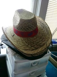 Straw hats. New! 5.00 EACH. Have 3... Edmonton, T5B 3P5