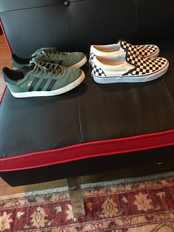 Package deal Both size 8.5 for 40