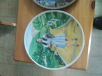 """Dorothy"" collectors plate Spotsylvania Courthouse, 22551"