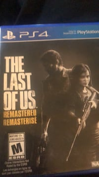 the last of us remasterd  San Jacinto, 92583
