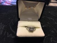 Engagement ring NEW N/W .85 ct Clarksville, 37042