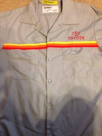Nice Toyota work shirt. Long Sleeve, MM St. Joseph, 64504