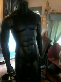Black male mannequin Corona, 92883