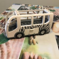 LEGO DUPLO Zoo Zebra Striped Bus Bethesda, 20814