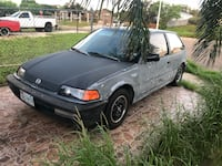 Honda - Civic - 1990 Laredo, 78045