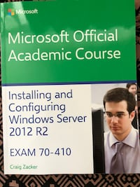 Installing and configuring windows server 2012 R2 Toronto, M2J