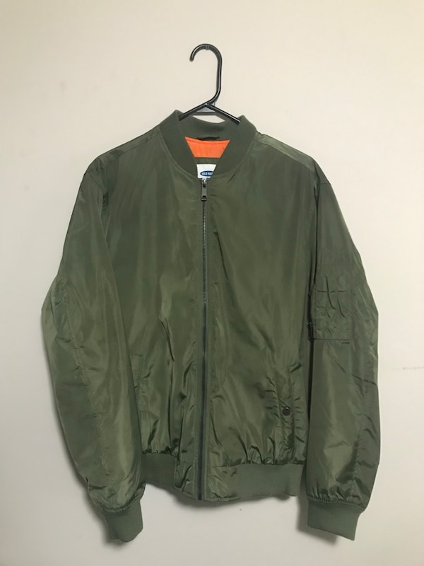 f307f7e7139 Used Old Navy men s bomber jacket (size M) for sale in Toronto - letgo