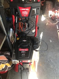 Troybilt 2800 psi pressure washer North Port, 34286