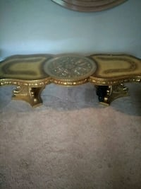 Vintage coffee table with 2 end tables.  Rare Toms River, 08753