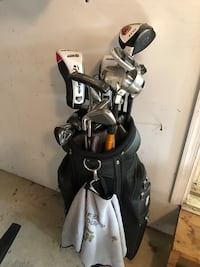 Men's Golf Club Set Damascus, 20872