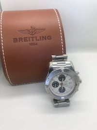 Breitling Colt Chronograph.  With box and papers.  Like new!