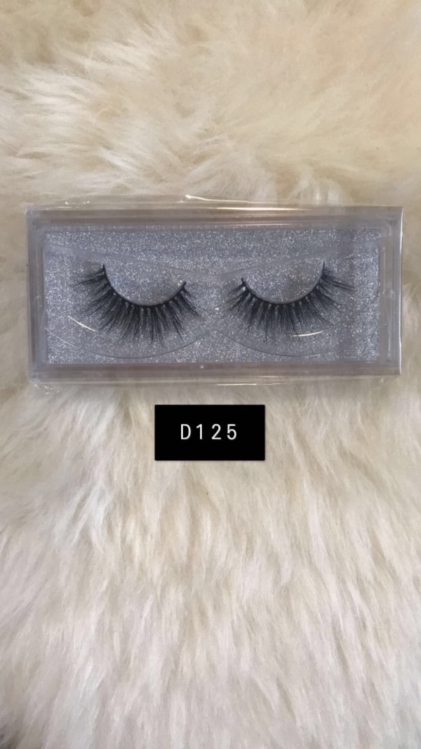 D125 BRAND NEW Mink Lashes