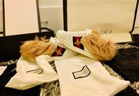 Gucci sneakers with wool