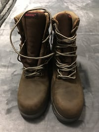 New Wolverine Work Boots