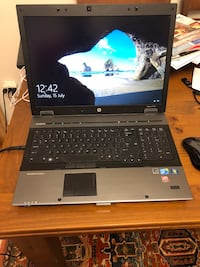 "HP 8740w EliteBook 17"" laptop Vaughan, L4J 7Z5"